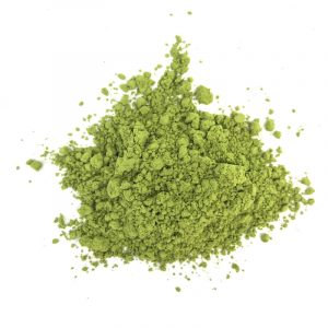 Matcha loose leaf tea
