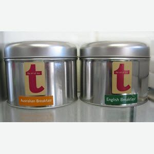 Tea caddy (small)