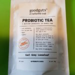Earl Grey probiotic tea