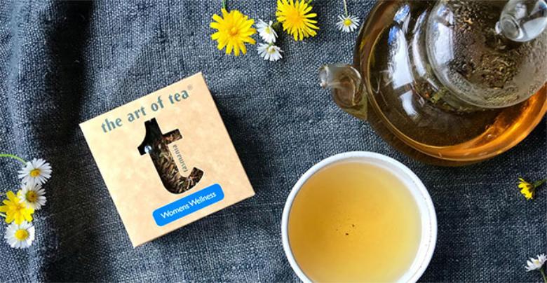 The Art of Tea Womens Wellness